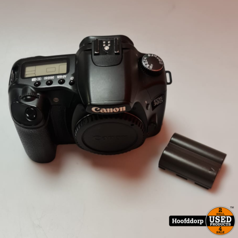 Canon EOS 30D Body Nette staat