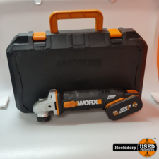 Worx wx800.4 in koffer