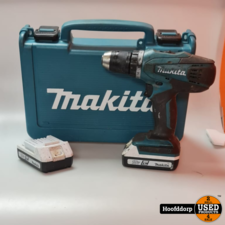 Makita df457D boormachine in koffer