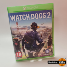 Xbox one Game: Watchdogs 2