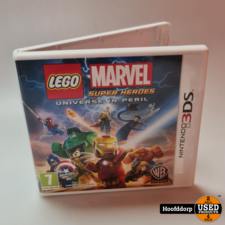Nintendo 3DS Game: Lego marvel super heroes Universe in peril