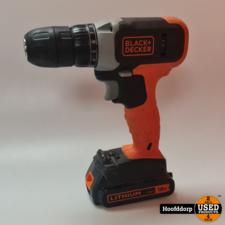Black en decker BCD001