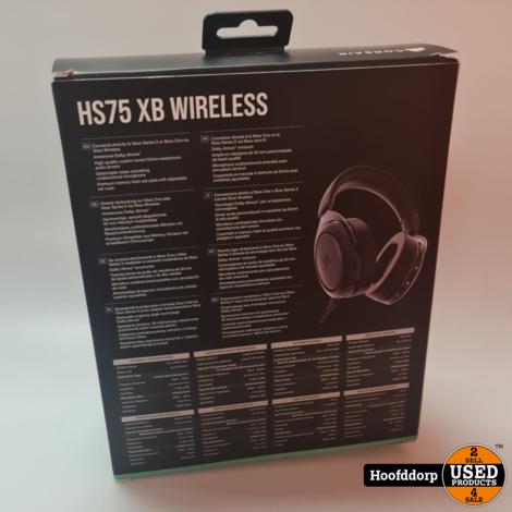 Corsair HS75 XB Wireless in nette staat in doos
