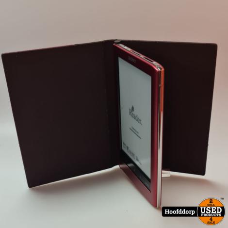 Sony PRS-650 E-reader pink in nieuwstaat