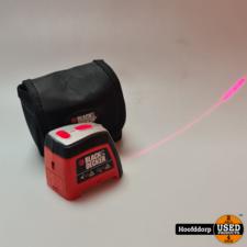Black & Decker BDL120 Afstandsmeter