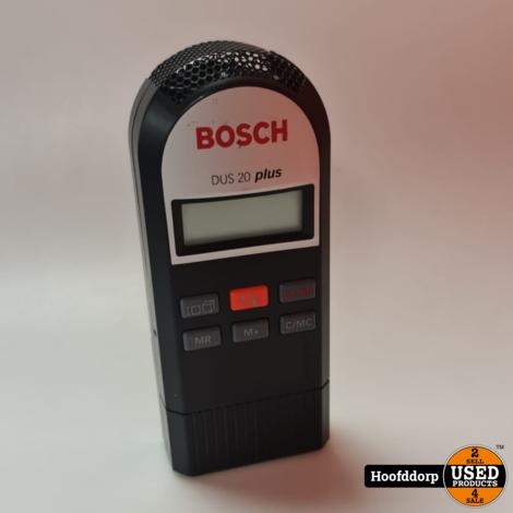 Bosch DUS 20 Plus