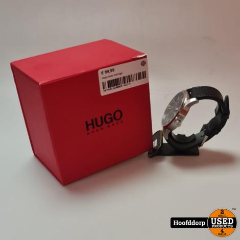 Hugo boss Herenhorloge nieuwstaat in doos