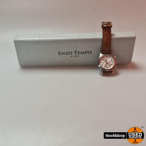 Enzo Tempo Milano herenhorloge