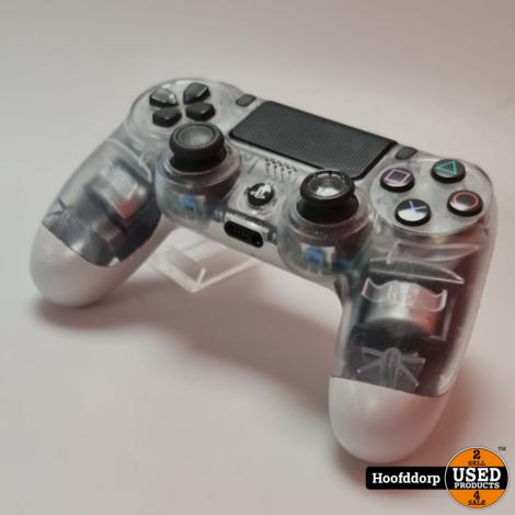 Playstation 4 controller doorzichtig