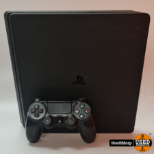 Playstation 4 slim 500GB met 1 controller
