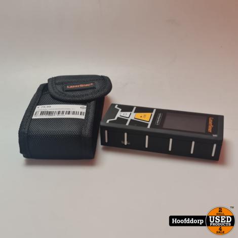 Laserliner Laserafstandsmeter T7 Nieuwstaat