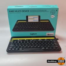 Logitech K480 toestenbord in doos