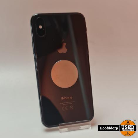 iPhone X 256GB Black Redelijke staat