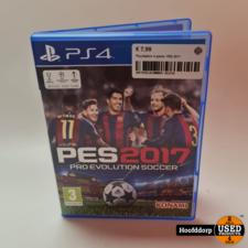 Playstation 4 game: PES 2017