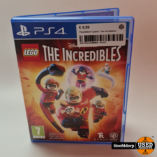Playstation 4 game: The incredibles