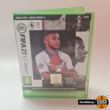 Xbox one game : Fifa 21 Champions edition