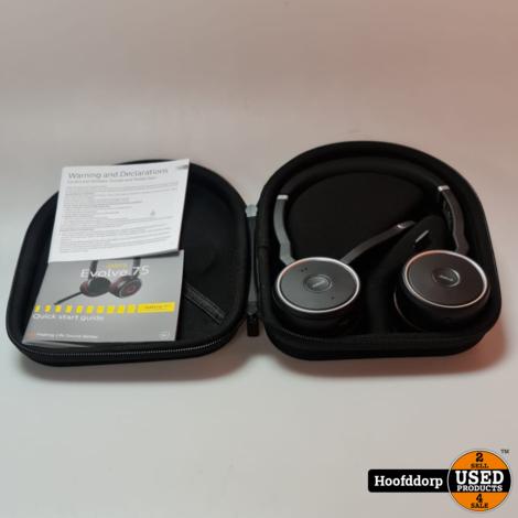 Jabra Evolve 75UC Nieuw zonder doos