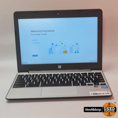 HP Chromebook 11-V001ND Redelijke staat