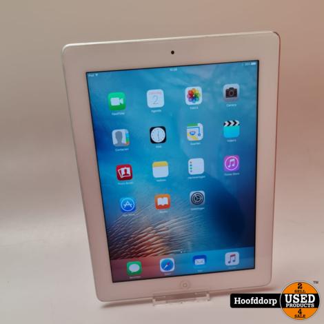 Apple iPad 3 16GB wifi Redelijke staat