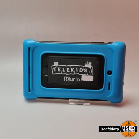 Kurio kids tablet blauw