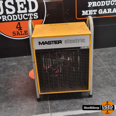 Master Electric B 15-TH