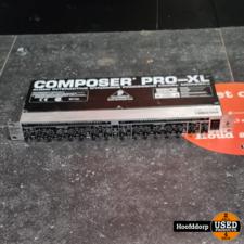 Behringer MDX2600 V2 Composer Pro XL