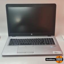HP Elitebook 850 G3 i5 16GB/256GB SSD Win 10 Pro | Nette staat