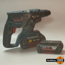 Bosch GBH 36V-EC Compact | Gebruikt
