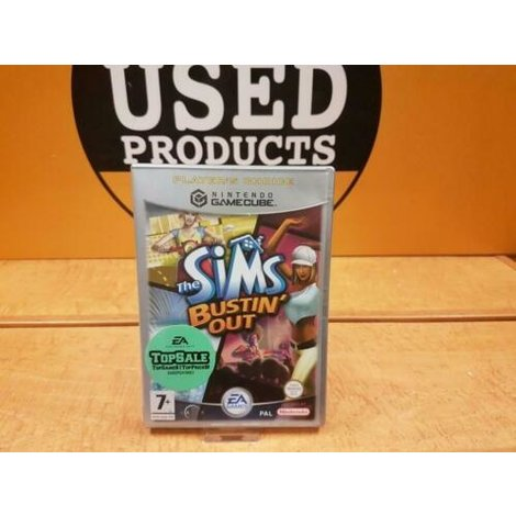 The Sims Bustin Out | Nintendo Gamecube