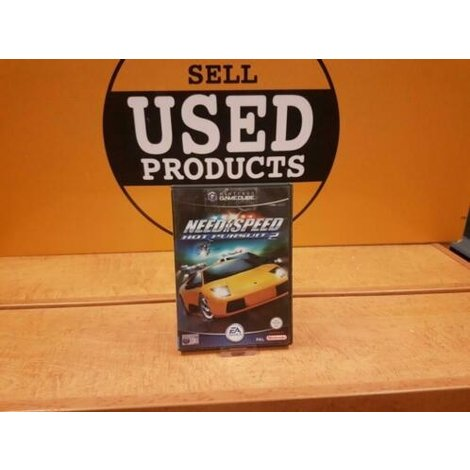 Need for Speed Hot Pursuit 2   Nitendo Gamecube