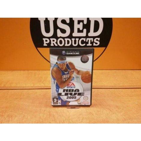 NBA Live 2005 | Nitendo Gamecube