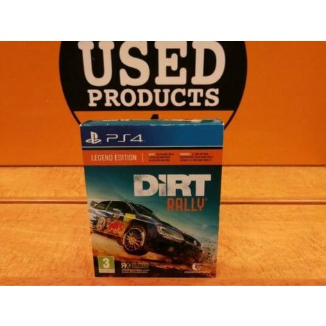 Dirt Rally Legend Edition | PS4
