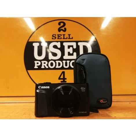 Canon SX740 HS | Digitale Camera | 4K
