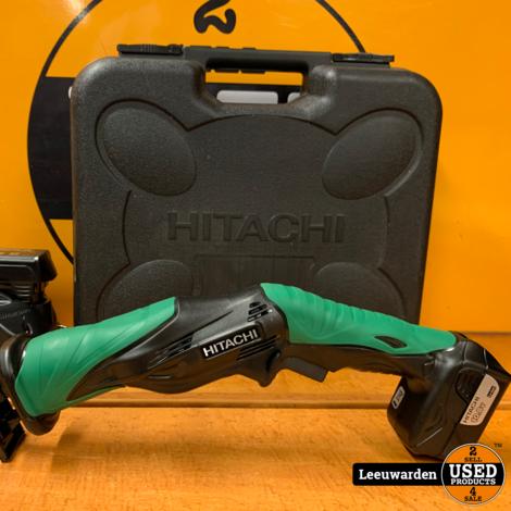 Hitachi CJ10DL | Recipro-Minizaag