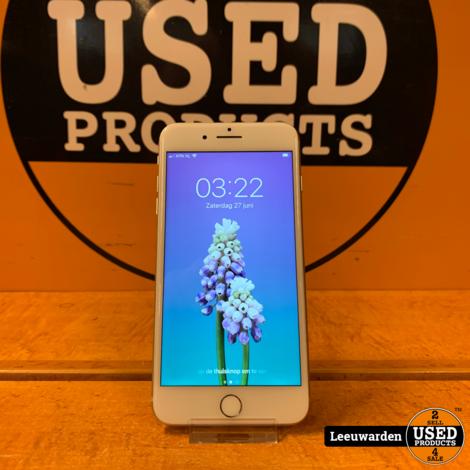 Apple iPhone 8 Plus | Wit | Volledig Krasloos