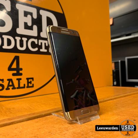 Samsung Galaxy S7 Edge | Gold | Garantie