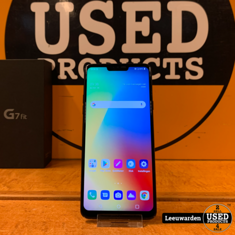 LG G7 Fit | 32 GB | Nette staat