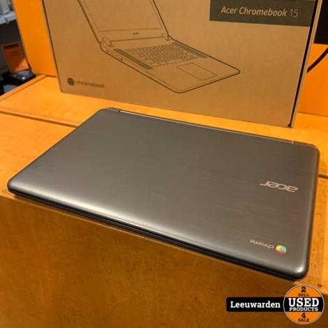 """Acer Chromebook CB3-532-C8E0   15.6""""    Zeer nette staat   Garantie"""