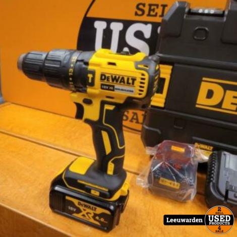 DeWalt DCD778M2T (Nieuw) | Accu Klop-/Schroefboormachine | 18V, 4.0Ah