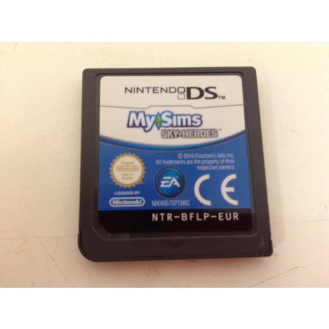 My Sims Sky Heroes (NDS)
