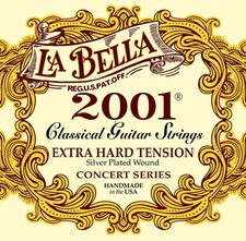 L-2001XH | La Bella 2001 Series snarenset klassiek