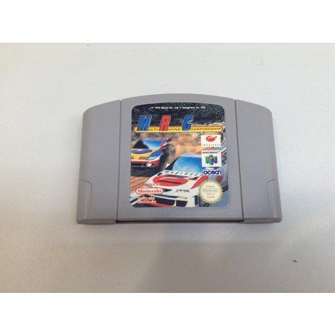 MRC Multi-Racing Championship (N64)