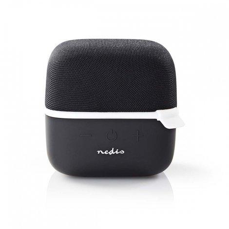 Luidspreker met Bluetooth® | 15 W | True Wireless Stereo (TWS) | Zwart / wit