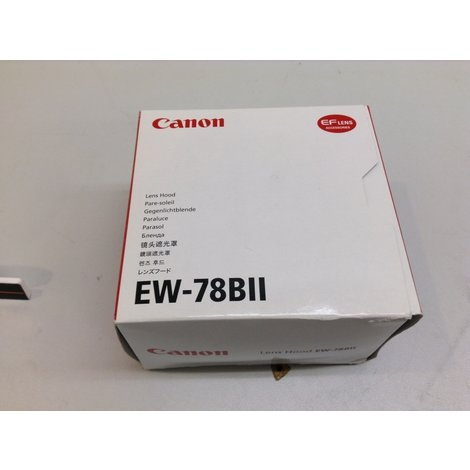 Canon EW-78B Lenskapje