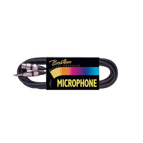 MXJ-5-BK | Boston microfoonkabel
