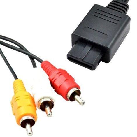 Snes | Gamecube | Nintendo 64 | Video Kabel 160CM