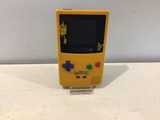 Nintendo Gameboy Color - Pikachu Edition