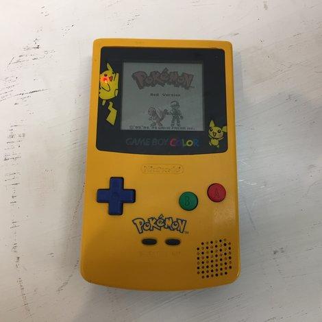 Gameboy Color - Pikachu Edition