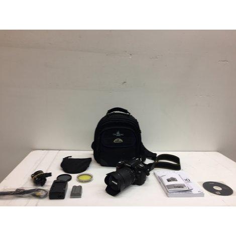 Nikon D90 + AF-S DX Nikkor 18-105mm f/3.5-5.6G ED VR