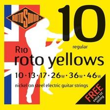 R10 | Rotosound Roto snarenset elektrisch